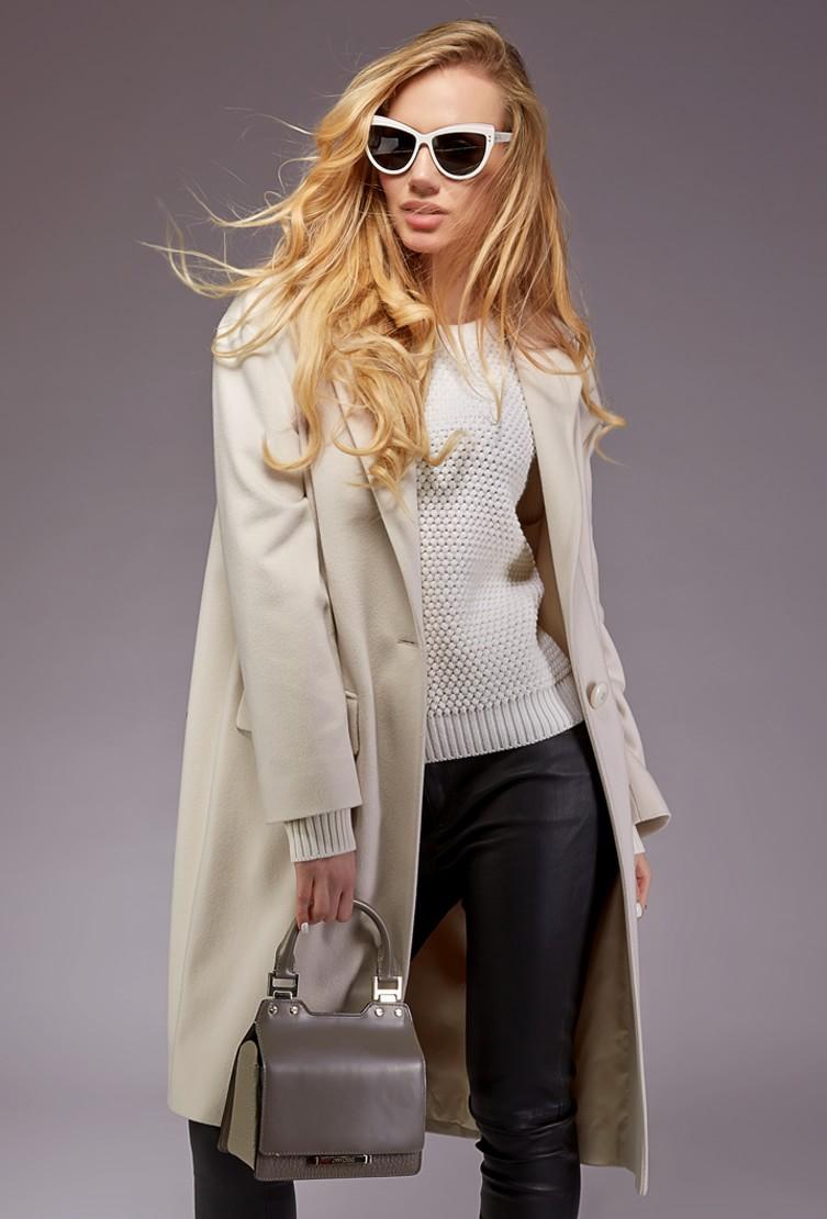 Модное женское итальянское пальто