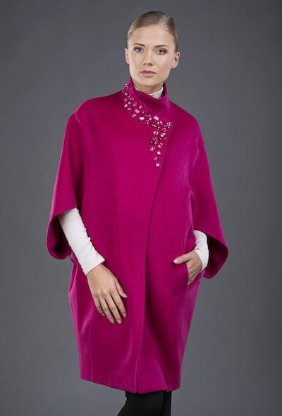 Женское пальто Heresis цвета фуксии