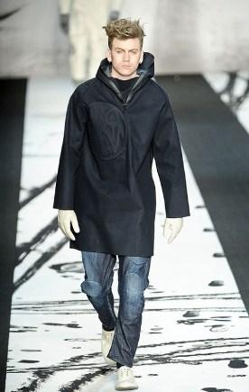 пальто мужское осеннее.