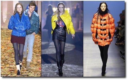 Женские куртки спортивного стиля зима