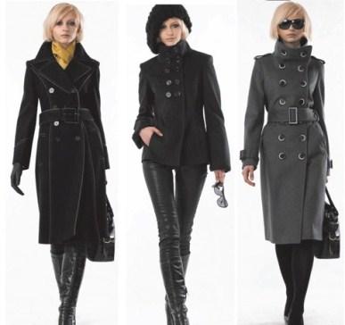 Коллекция весна 2011 Пензенского производителя пальто Коралл.