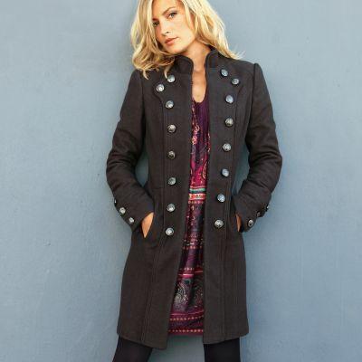 пальто женское шинель.