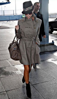 Длина женского пальто
