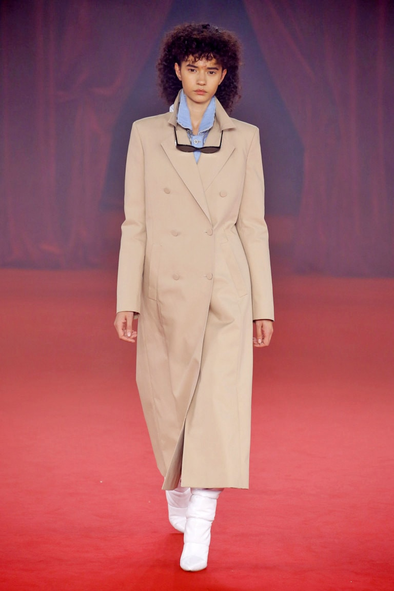 Мода пальто весна 2018 фото женские
