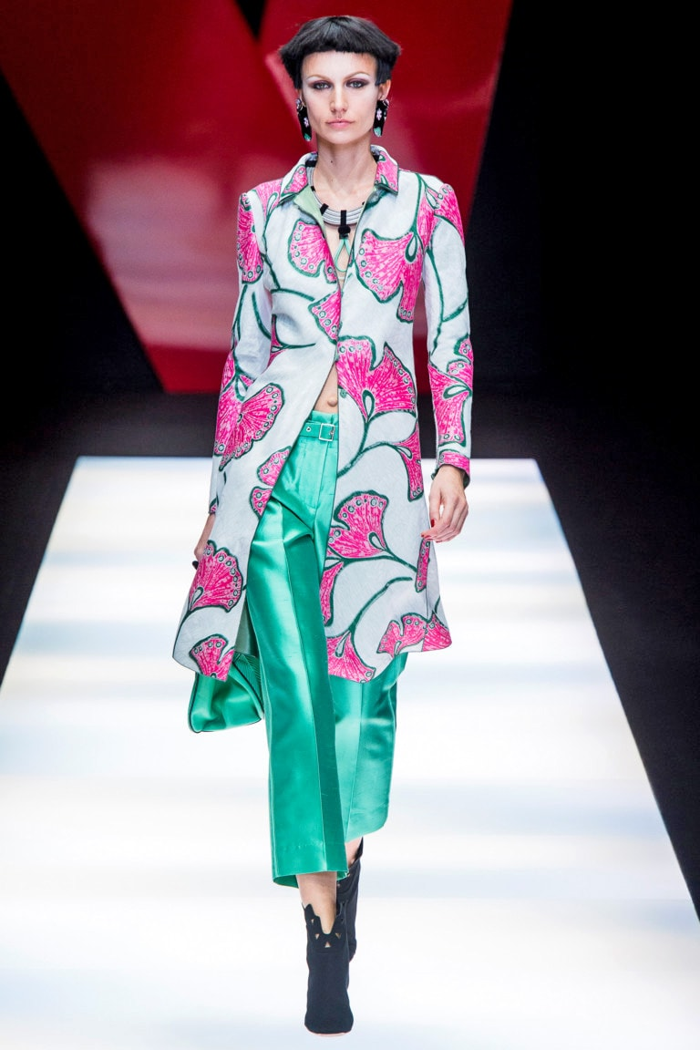 Стильные женские пальто весна 2018