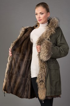 Модные мужские зимние парки