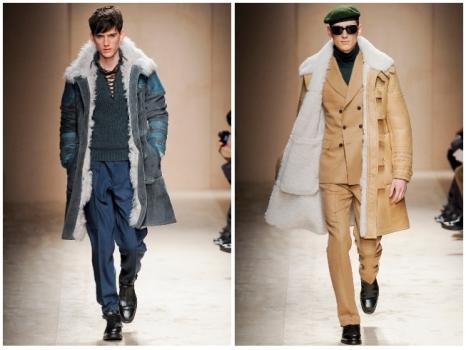 Модные дубленки мужские