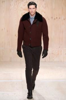 Модная куртка зима 2015 с меховой
