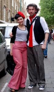 Для того чтобы одеться в стиле кэжуал, не обязательно выходить за.