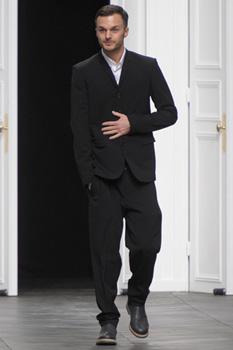 Мужское пальто осень 2012 от christian dior
