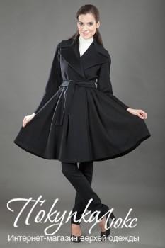 Элегантное осеннее пальто для женщин