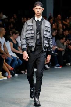Мужские кожаные куртки весна 2015 фото