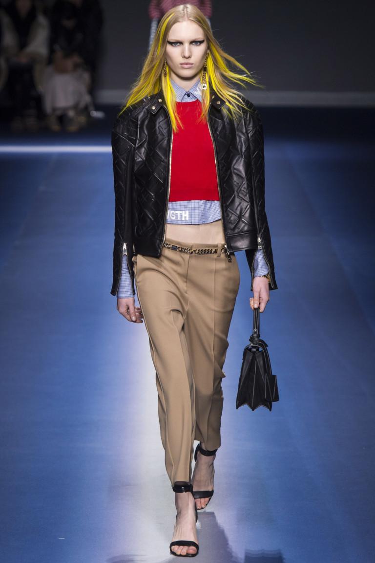 Модная куртка 2017-2018 женская