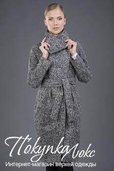 Шерстяное приталенное пальто Teresa Tardia
