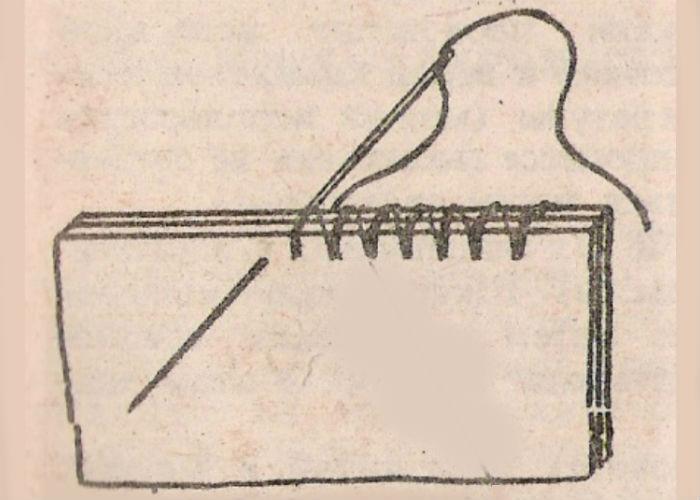 Как сделать шов на модели