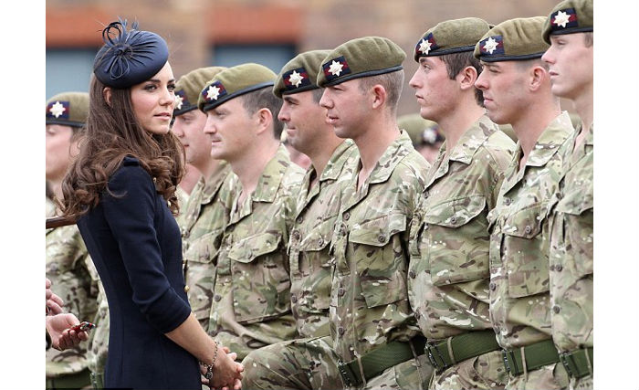 День вооруженных сил в Великобритании