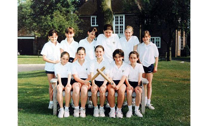 Кейт Мидлтон в школьные годы
