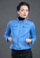 Женские кожаные куртки весна 2013