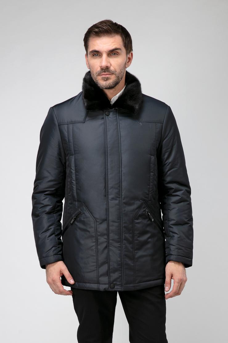 Купить со скидкой Итальянская мужская демисезонная куртка