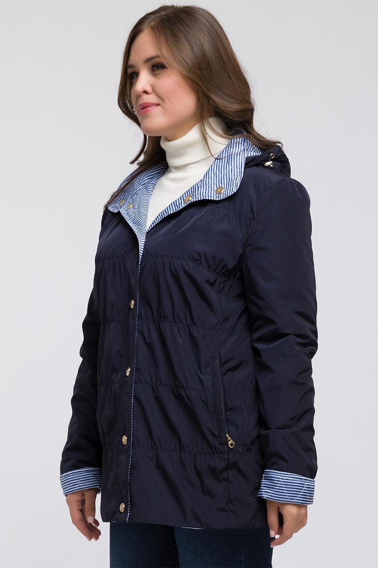 Двусторонняя легкая женская куртка из Финляндии фото