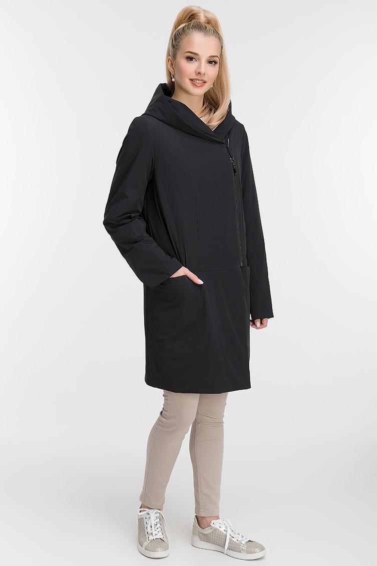 Итальянское пальто средней длины на осень фото