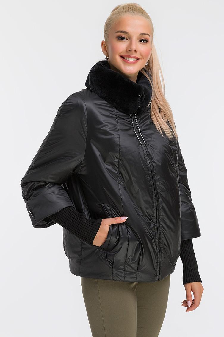 Женская куртка утепленная верблюжьей шерстью фото