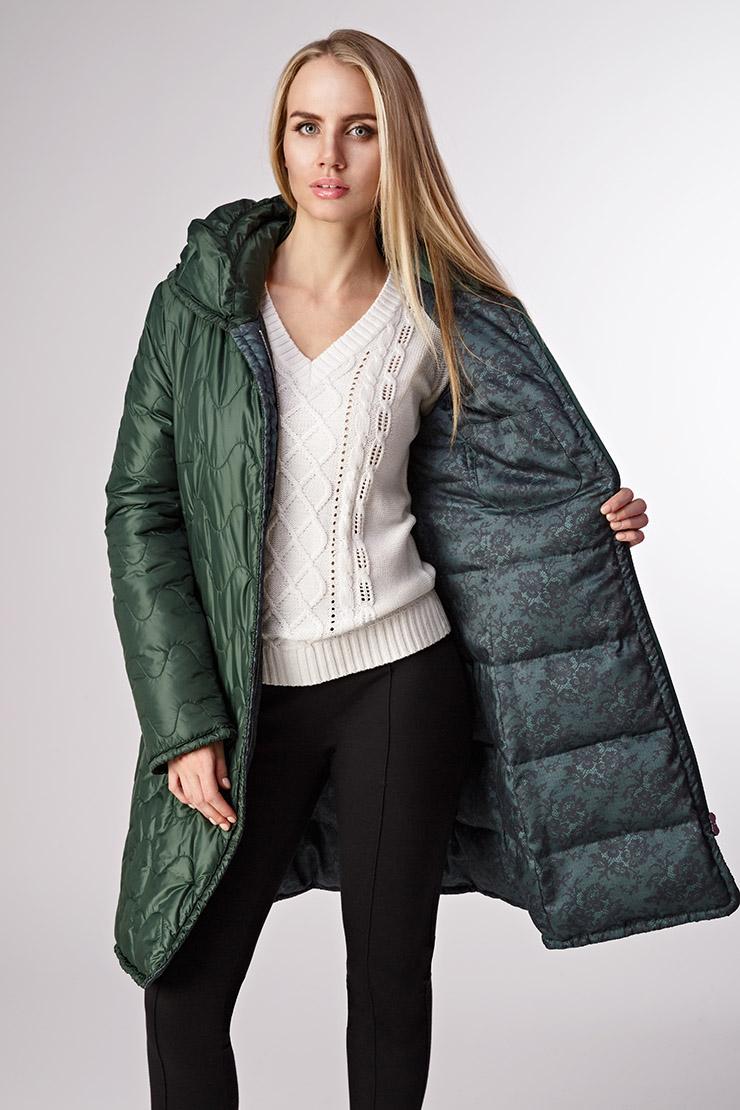 Болоневое пальто на пуху для осениПальто<br>Болоневое пальто на пуху для осени<br>Цвет: зеленый; Размер: 46; Состав: 100%полиамид; подкладка- 100% полиамид; наполнитель-80%пух,20%перо; Материал: 100%полиамид; подкладка- 100% полиамид; наполнитель-80%пух,20%перо;
