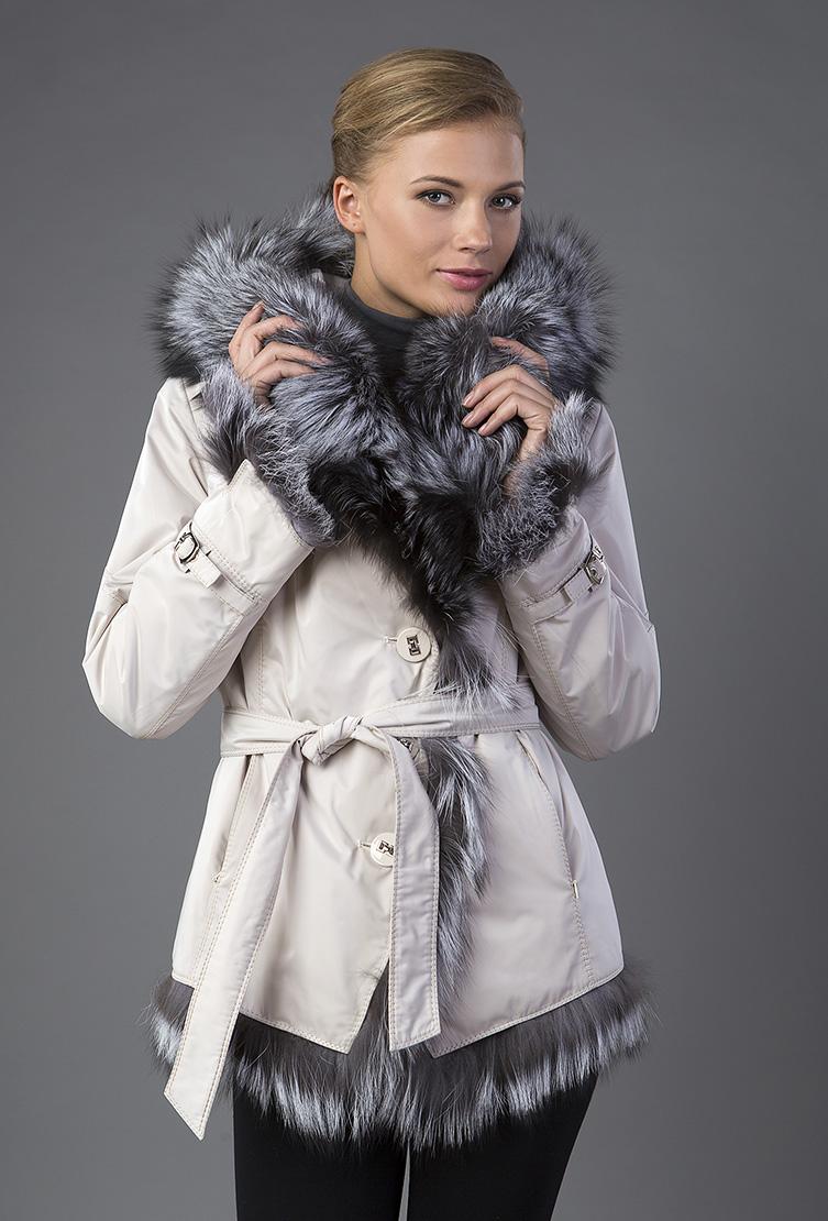 Куртка большого размера для зимы на меху