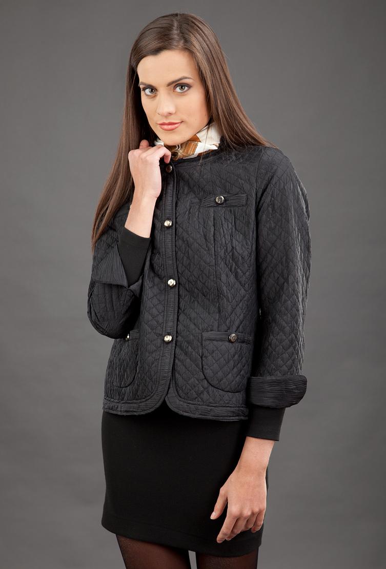 Весенняя стеганая куртка Visconf. Производитель: Visconf/Violanti, артикул: 6153