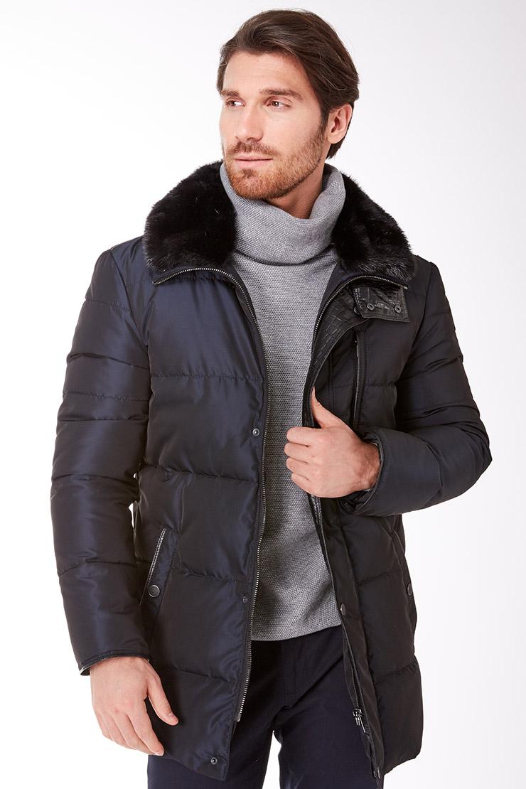 Стильная мужская куртка прямого силуэта. Производитель: Vittorio Emmanule, артикул: 24665