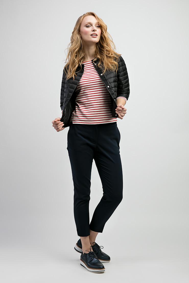 Стильная короткая куртка для миниатюрных девушек ADD фото