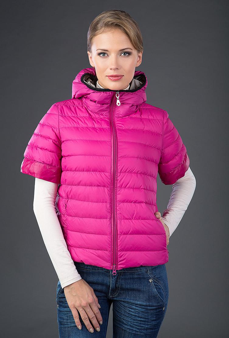 Женская куртка AFG цвета фуксии. Производитель: AFG, артикул: 13106
