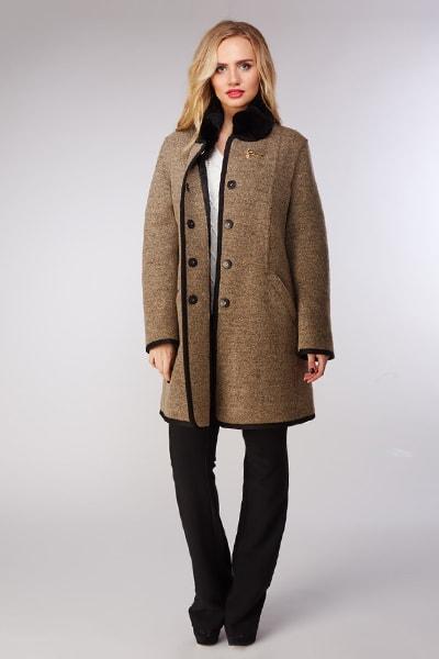 06e4dcec7c17 Зимнее драповое пальто женское, купить зимнее драповое пальто с мехом