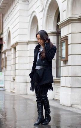 d93103f79ec черное пальто зима 2019 черное женское пальто зима 2019
