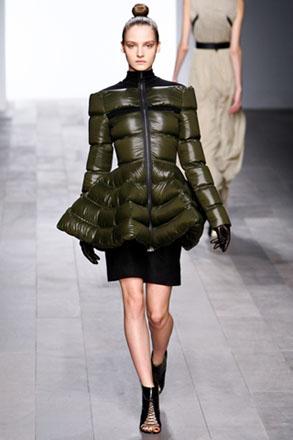 Модный цвет куртки для зимы