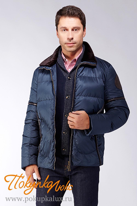 b127efa0afcb Стильная мужская куртка с мехом