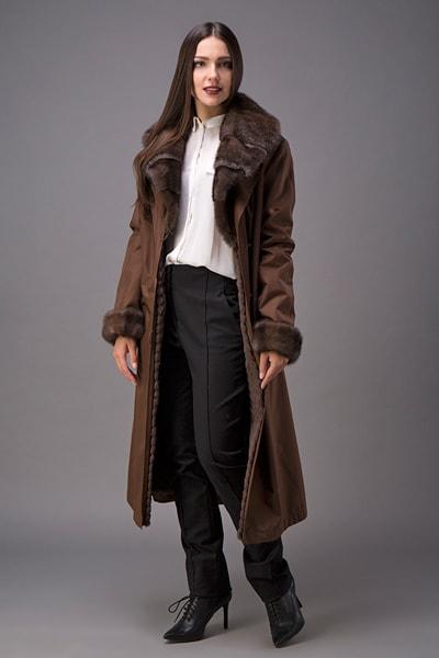 e693e32f7e3 Женское классическое пальто купить по фото в интернет магазине