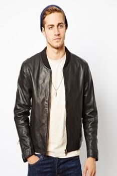 16052ae4b52 Обзор европейских брендов мужских кожаных курток