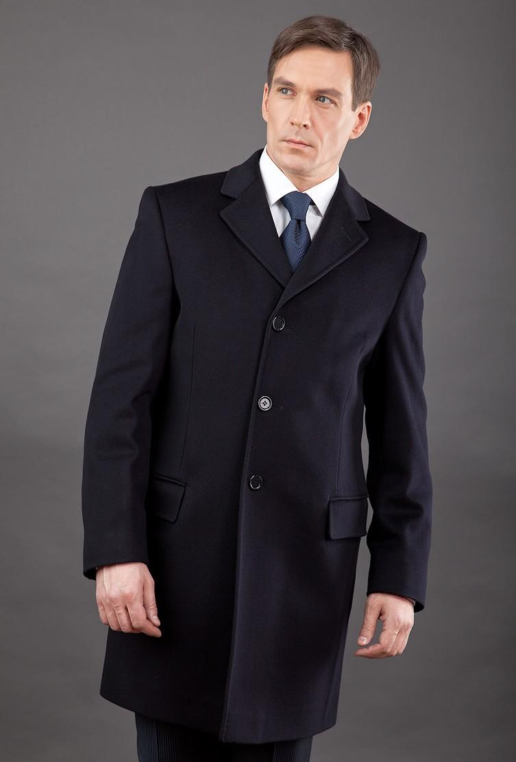 125b5be8cd0 ... Мужское приталенное черное пальто