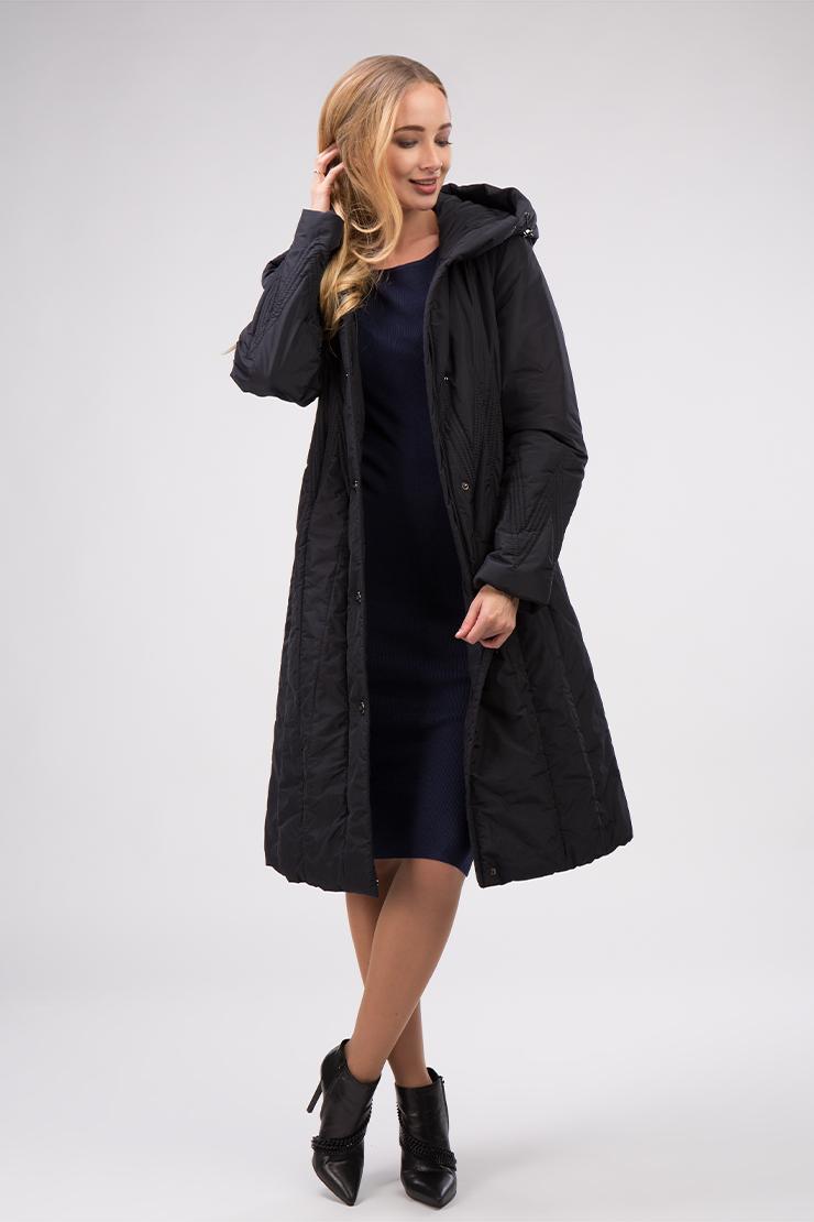 Terse пальто на меху