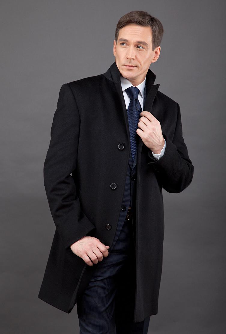 312a55ac2a3 Молодежное пальто пиджачного кроя