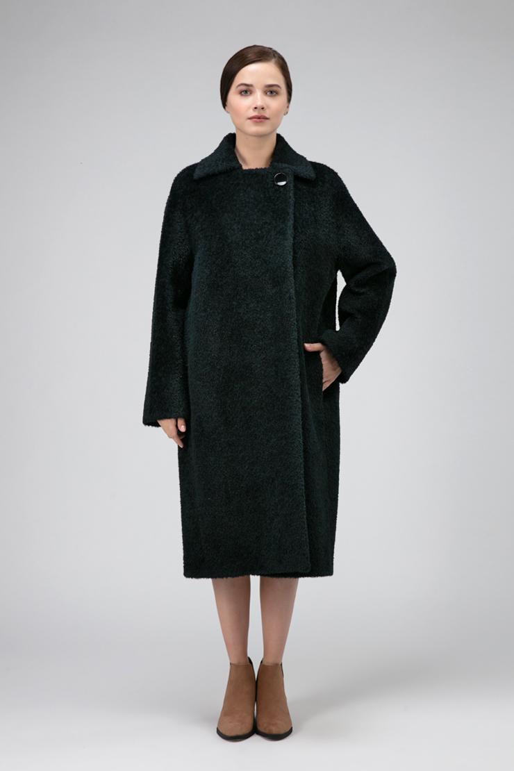 d46dfb58b760 Купить женское длинное пальто в интернет магазине ПокупкаЛюкс