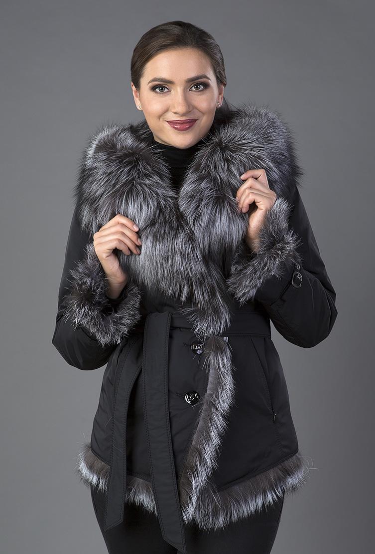 жителей меховые куртки женские фото время