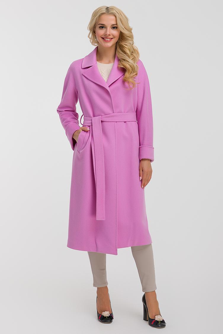 6bdc9454423 Длинное пальто-халат для весны из Италии