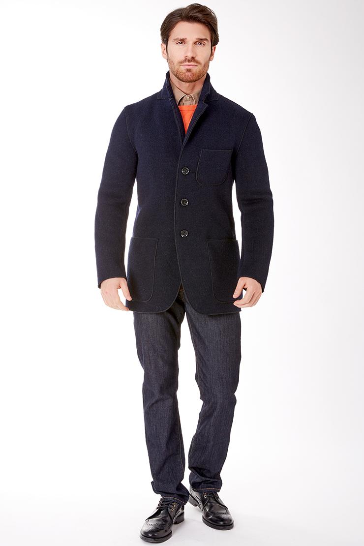 Куртка Из Шерсти Купить