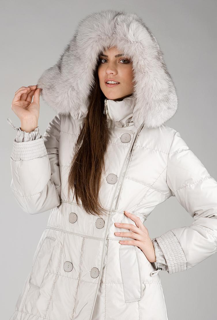 Зимняя женская одежда фото