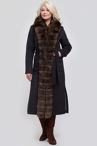 c694bb5462a Купить женское драповое пальто в интернет магазине ПокупкаЛюкс