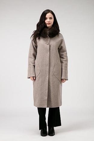 58a0029f5ee Купить женское драповое пальто в интернет магазине ПокупкаЛюкс