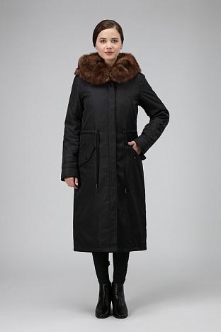 2788aebd02d Купить женские пальто на меху больших размеров в интернет магазине